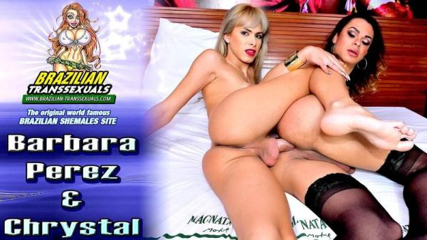 Barbara Perez and Chrystal - Hardcore [FullHD 1080p]