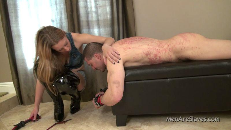 MenAreSlaves.com: Suffer For Lizzy [HD] (243 MB)