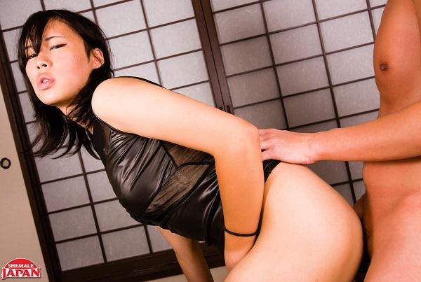 ShemaleJapan.com - Mio - Mio Gets Topped! (Shemale) [HD, 720p]