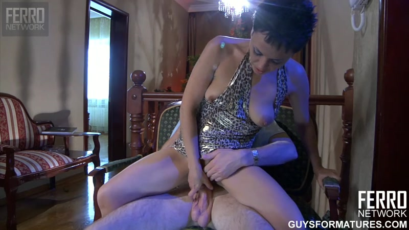 Nimfa aka Viola - g853 (Russian Mature / 10 Oct 2016) [FERRONETWORK / HD]