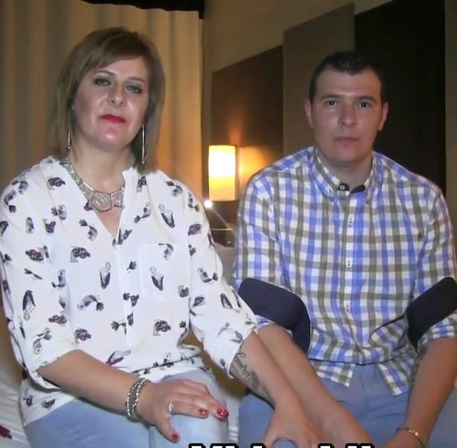 Fakings: Bruno y Maria,Joana y Dani - La madre de Jose esta haciendo una porno!. Joana y Dani, esto no te lo esperabas tu.  [HD 720p]  (Spanish porn)