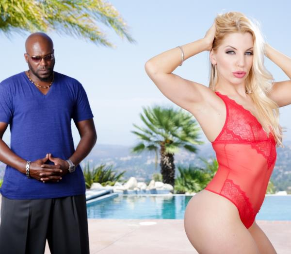 EvilAngel.com - Ashley Fires, Lexington Steele - Lex Is Up Ashleys Ass [SD 544p]