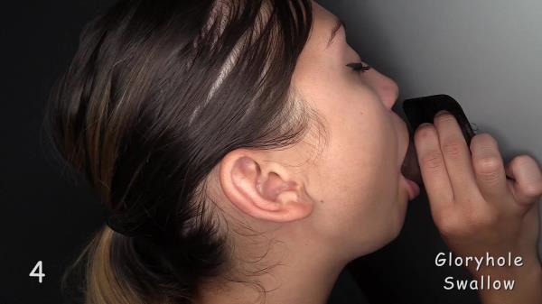 Francesca Francesca's 2nd Visit [GloryholeSwallow 1080p]