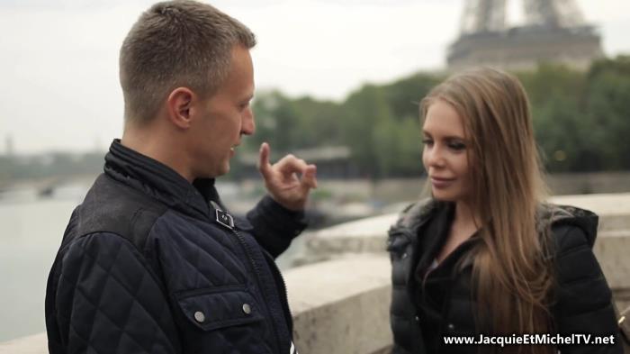 JacquieEtMichelTV.net - Alessandra - Alessandra, 22ans, prof de fitness russe ! [FullHD 1080p]