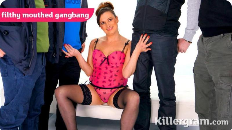 UkRealitySwingers.com: Alice Cash - Filthy Mouthed Gangbang [SD] (223 MB)