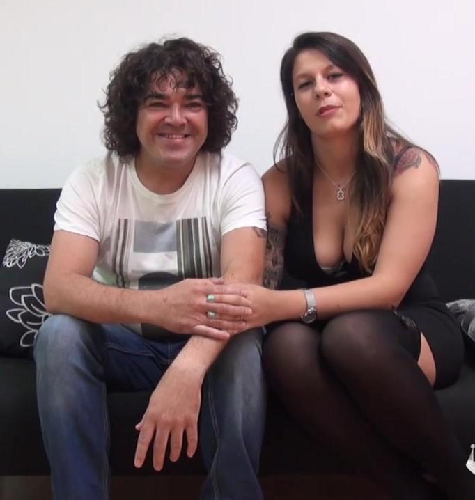 Fakings: Harley - La macizorra de 20 anos que se enamoro del camarero de 40 que la invitaba a chupitos. Harley y Mamut (Atentos a la pareja!)  [HD 720p]  (Spanish porn)