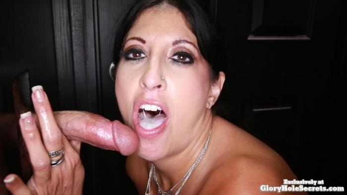 GloryHoleSecrets.com - Toni - Toni's First Gloryhole POV Video [FullHD 1080p]