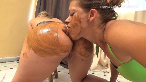 Eating Cindy's Shit [FullHD, 1080p] [NewScatInBrazil.com] - Extreme