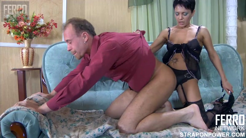 Nimfa aka Viola - Anal fuck my boy - g565 (Russian Mature / 10 Oct 2016) [FERRONETWORK / HD]