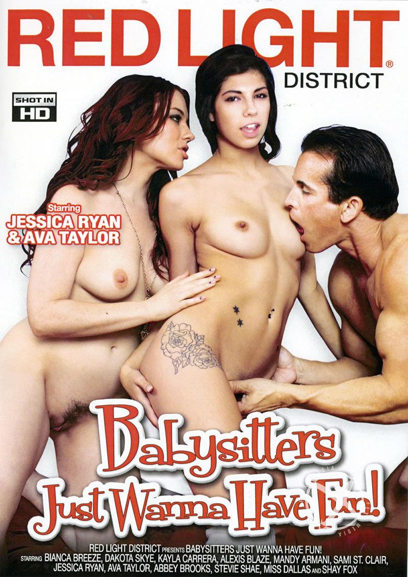 Babysitters Just Wanna Have Fun [DVDRip  406p]