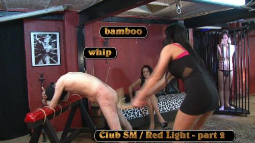 Red light - part 2 [HD, 720p] [young-goddess-club.com] - Femdom