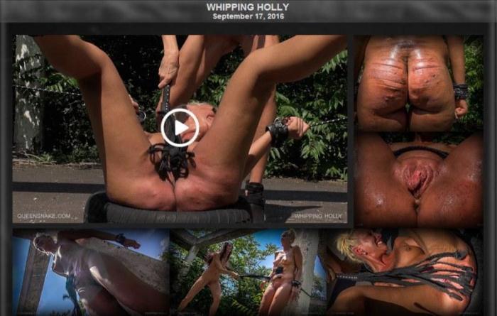 Wh1pp1ng H0lly (Qu33nSn4k3) FullHD 1080p