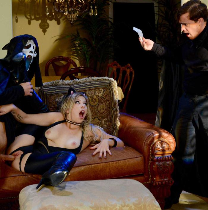 Zoey Monroe - Trick And Treat  [HD 720p]