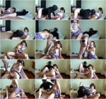 TS Filipina - Hot Asian Schoolgirl Rides A Thick Dick (TSF1l1p1n4) HD 720p