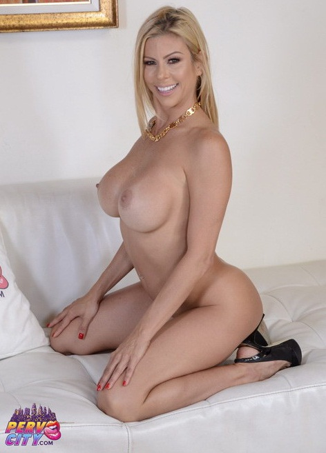 BangingBeauties - Alexis Fawx in Milf Alexis Fawx Loves The Taste of German Sausage (HD 720p)