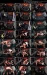 Jasmine Jae - British babe Jasmine Jae plays the police woman in Halloween decorated car  [HD 720p]