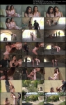 Valentina Bianco, Melody Petite, Frida Sante, Penelope Cum - Newbie Penelope Gets Suspended, Flogged and Fucked  [SD 540p]