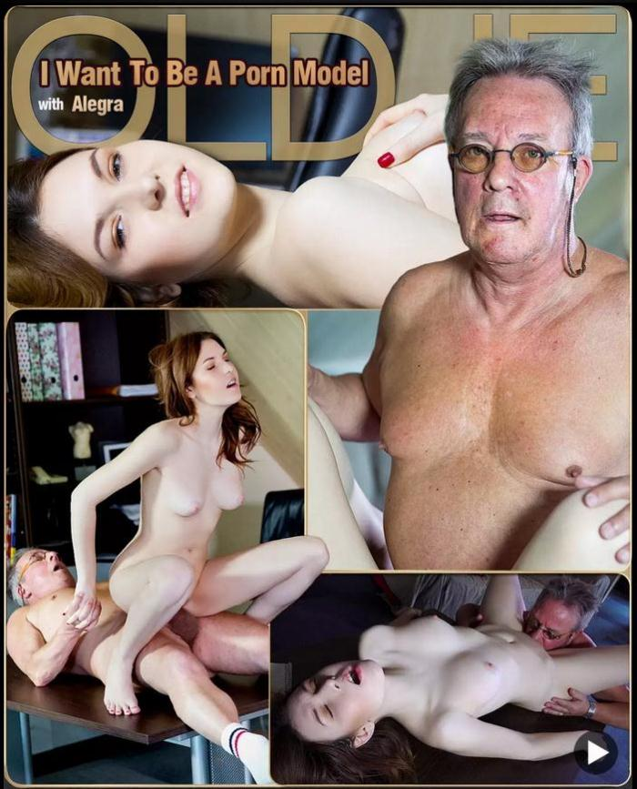 Alegra - Oldman & Young girl SD 480p