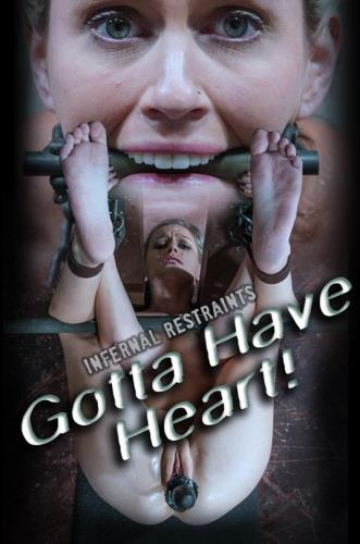 Sasha Heart - Gotta Have Heart! (InfernalRestraints) [HD 720p]