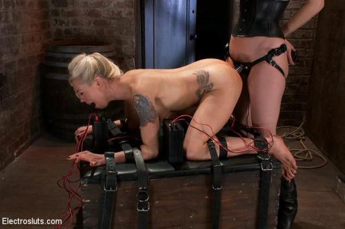 Lorelei Suffers to an Intense Electro Anal Fucking! [HD, 720p] [3l3ctr0Sluts.com] - BDSM