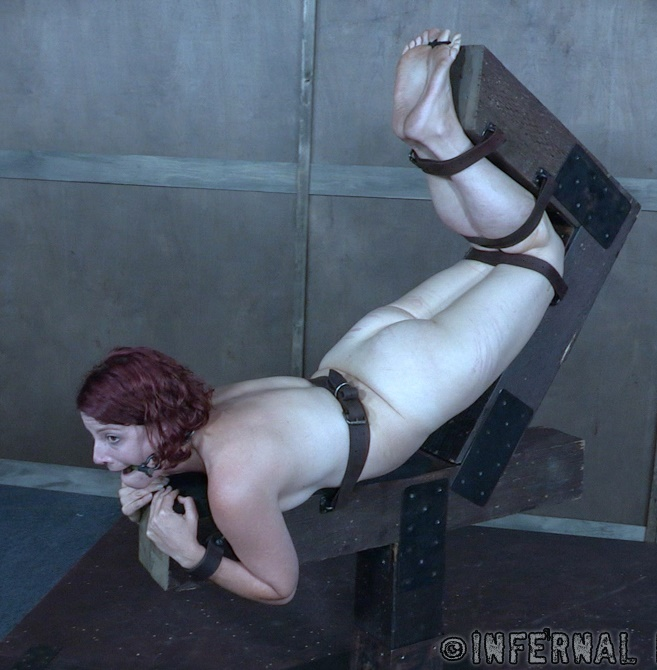InfernalRestraints: Kel Bowie - Scorpion  [HD 720p]  (BDSM)