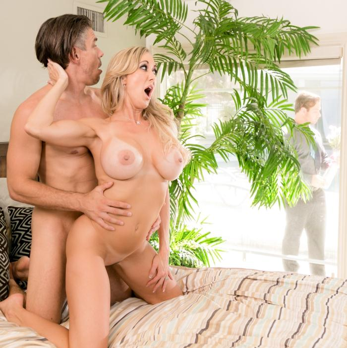 PrettyDirty: Brandi Love - Two Men, One Wife  [SD 544p]  (Milf)