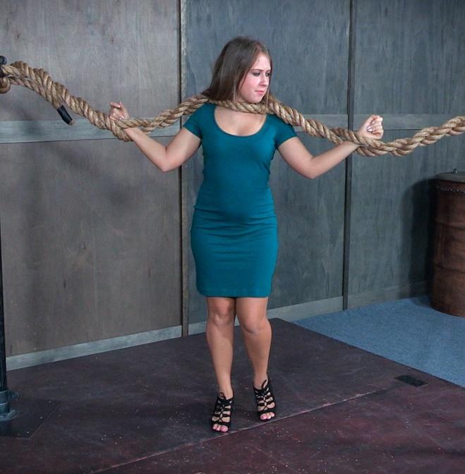 HardTied: Brooke Bliss - Anchored  [HD 720p]  (BDSM)