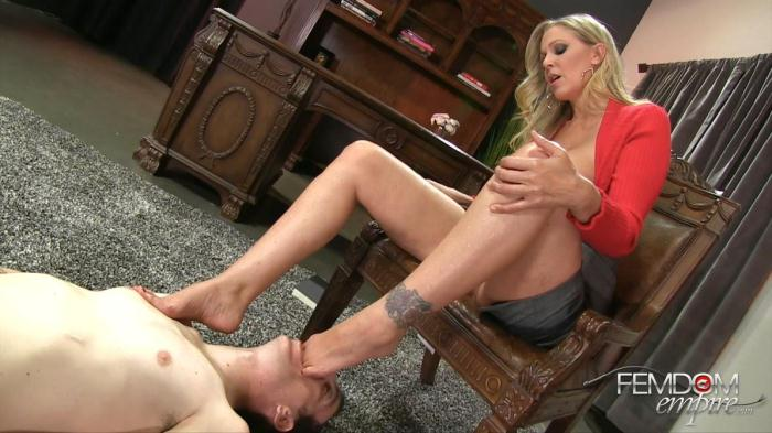FemmeBoss: Foot Servant (F3md0m3mp1r3) FullHD 1080p