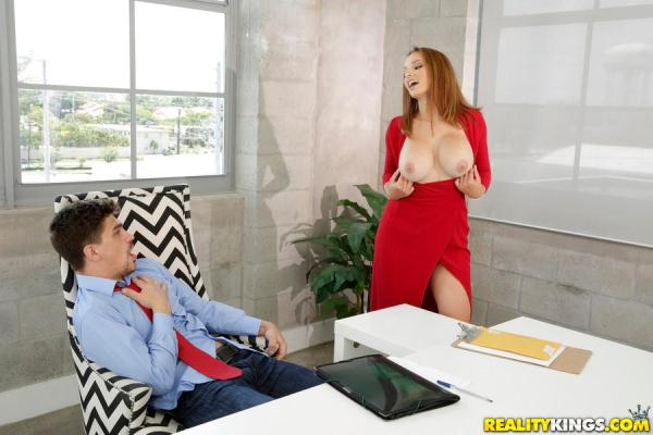 BigTitsBoss - Lexi Luna - Titties In Charge [SD, 432p]