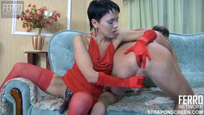 Milf Teaches Teen Handjob
