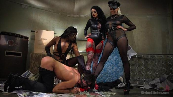 D1v1n3B1tch3s.com - City of Sin: Entitled John Brought Down a Peg (Femdom) [HD, 720p]