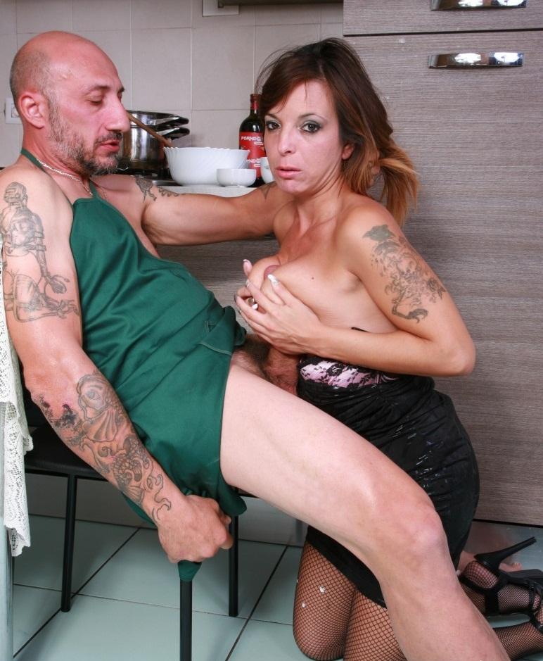 CastingAllaItaliana/PornDoePremium - Asia X [Omar Galanti fucks a brunette newbie real hard in Italian porn] (HD 720p)