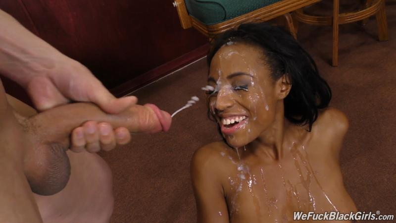 WeFuckBlackGirls.com: Tiffany Tosh - Dogfart Debut [SD] (323 MB)