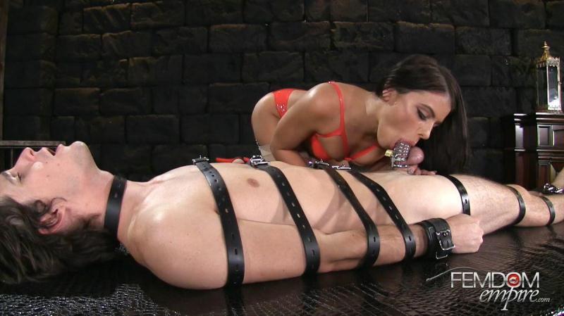 F3md0m3mp1r3.com: Sexual Chastity Torment [FullHD] (752 MB)