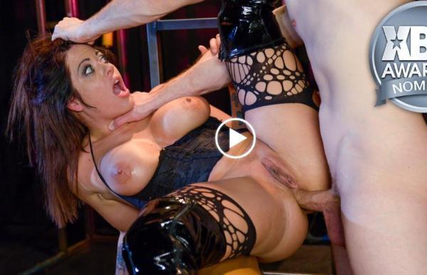 Holly Heart rough anal BDSM (DeviantHardcore) FullHD 1080p