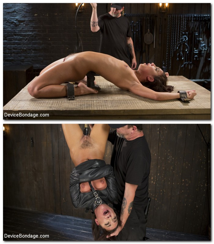 DeviceBondage/Kink: Amara Romani - Fresh Meat - Amara Romani is Dominated in Inescapable Bondage  [SD 540p] (431 MiB)
