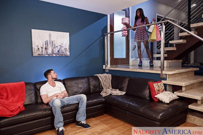 NaughtyAmerica: Ana Foxxx - Naughty America [HD 921 MB]