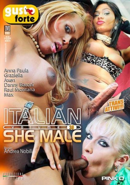 Italian She Male 36 (2016/WEBRip/HD)