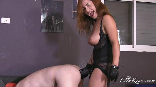 3ll4Kr0ss: World's Biggest Strap-On in Poor Slave's Ass! (FullHD/1080p/280 MB) 14.11.2016