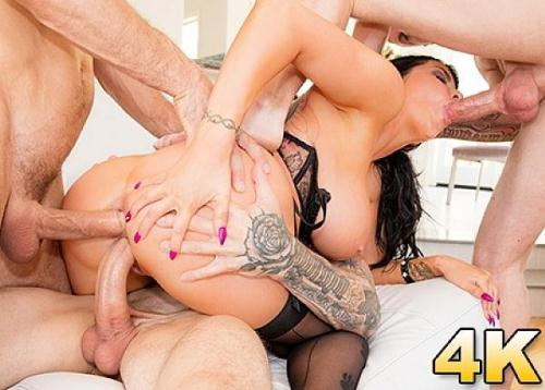 Jul3sJ0rd4n.com [Romi Rain - Group sex] SD, 360p