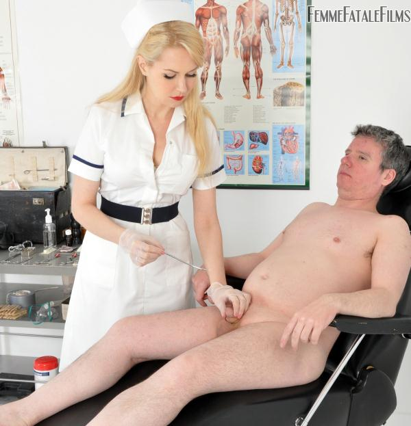 Mistress Eleise de Lacy - Anal Stretching Clinic  (FemmeFataleFilms/HD/720p/452 MiB) from Rapidgator
