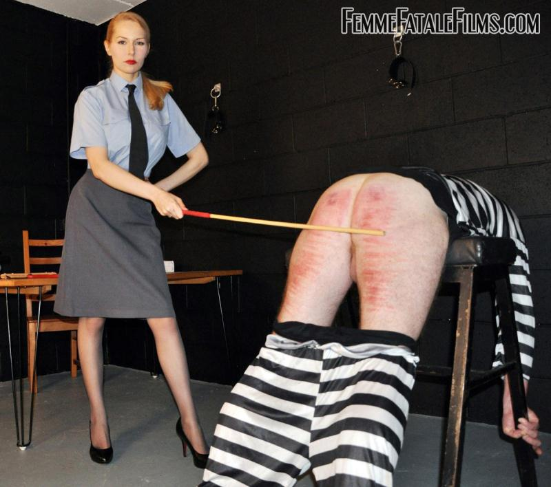 Femmefatalefilms.com: Eleise The Punishment Officer [HD] (435 MB)