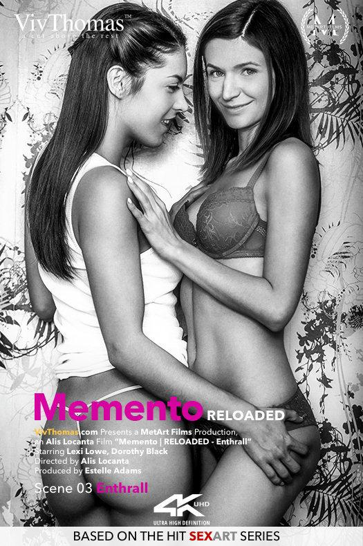 Memento - Reloaded Episode 3 - Souvenir / Arian and Carolina Abril / 06 Nov 2016 [Viv Thomas / HD]