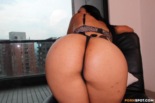 ColombiaFuckFest.com / B4ngBr0s.com [Camila Jones - Camila Knows how to Suck American Dick] SD, 480p
