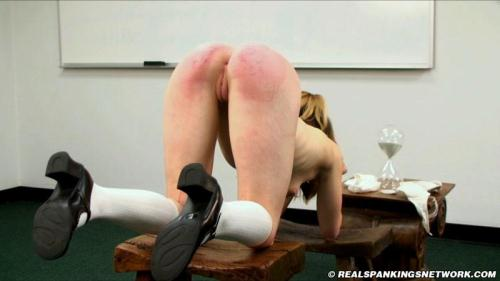 Mable Arrival at The Institute [HD, 720p] [RealSpankingsNetwork.com] - Spanking