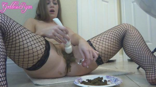 Scat GlassToy Fucking Orgasm (FullHD 1080p)