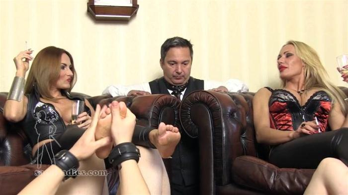 HOW LORDLY LADIES RELAX (SADO-LADIES, Clips4sale) FullHD 1080p