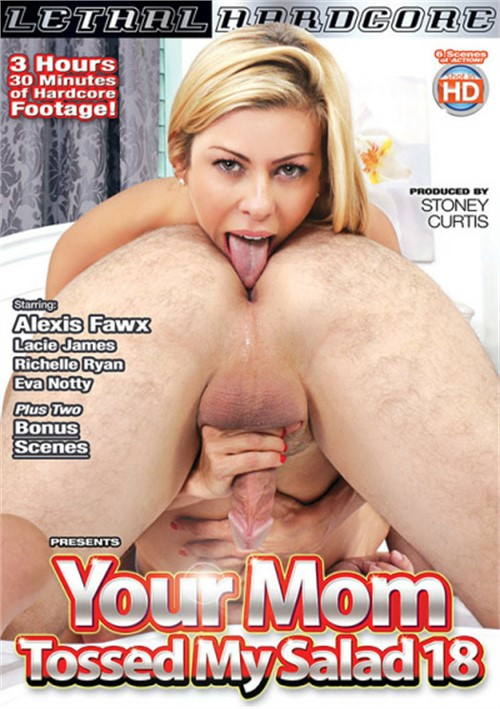 Your Mom Tossed My Salad 18 [WEBip/HD 720p]