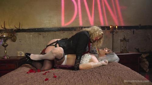 D1v1n3B1tch3s.com / Kink.com [Maitresse Madeline Marlowe, Will Havoc, Tony Orlando - Honeymoon Cuckold At Hotel Divine] HD, 720p