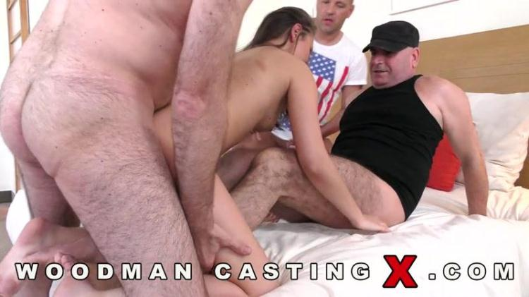 Liza Shay aka Dulce, Brooklyn in Hard Casting X 87 - Anal with DAP and DP! / 23.10.2016 [WoodmanCastingX / SD]